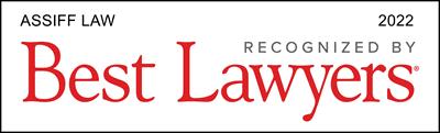 Best Lawyers Award 2022
