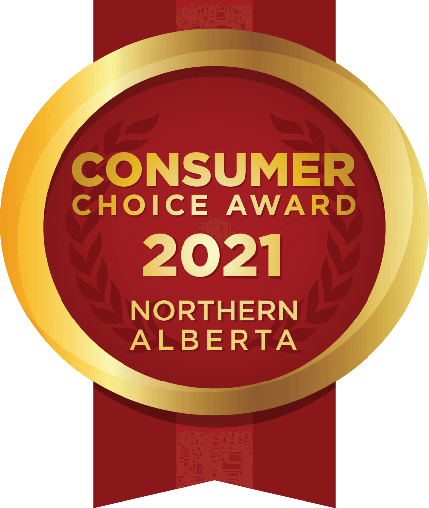 2021 Consumers Choice Award
